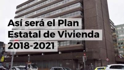 Plan estatal de vivienda