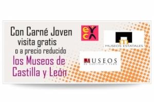 Imagen para Visita los museos de Castilla y León con tu Carné Joven